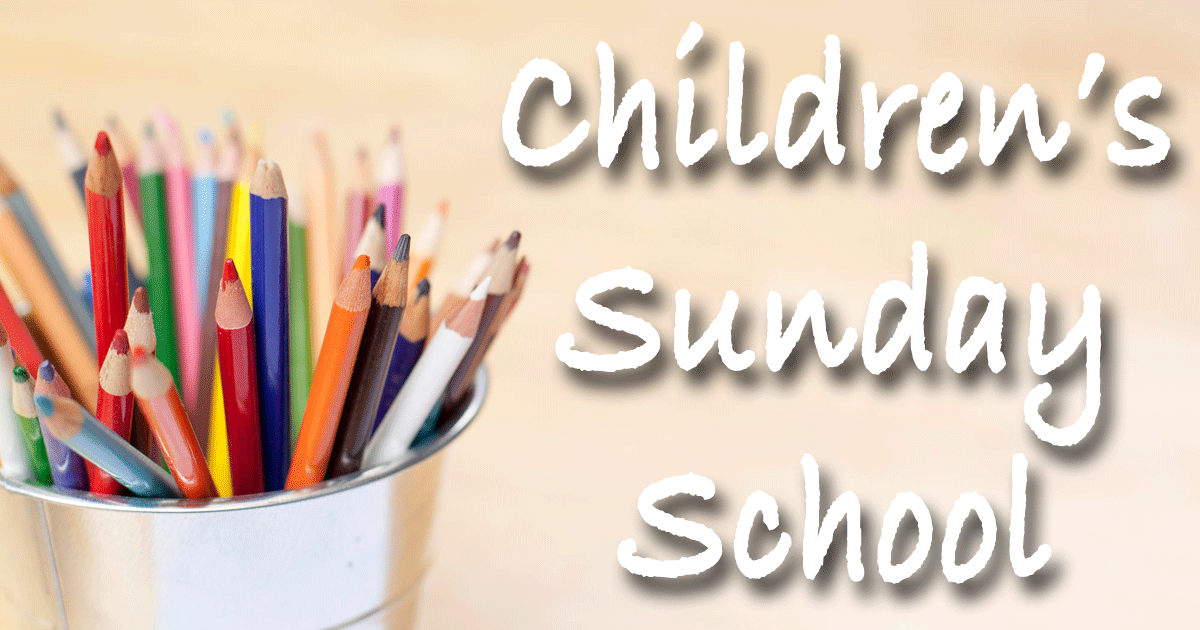Children's Sunday School