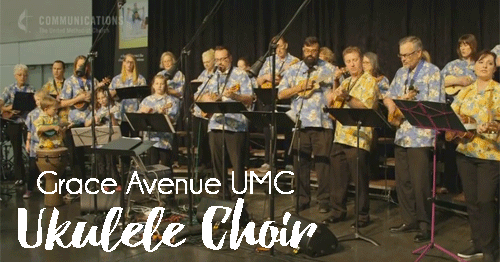 Ukulele Choir