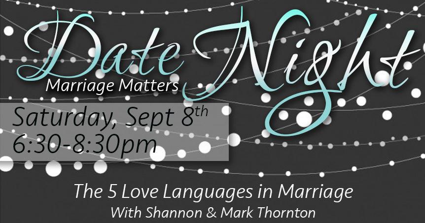 Date Night September 2018